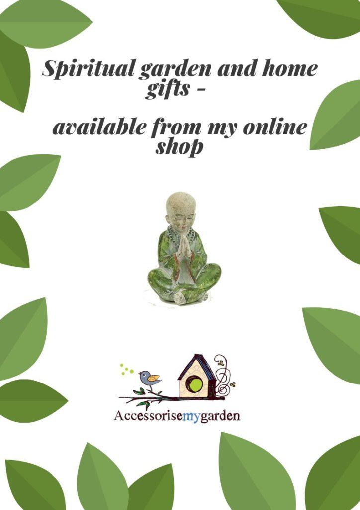 spiritual & wellbeing garden & home Gifts