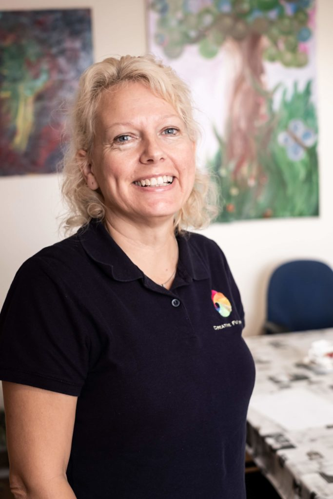 Jayne Gale MA, BSc, RNLD, DipHyp